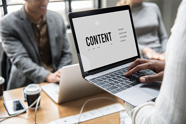 machine learning for seo, amplitude of content