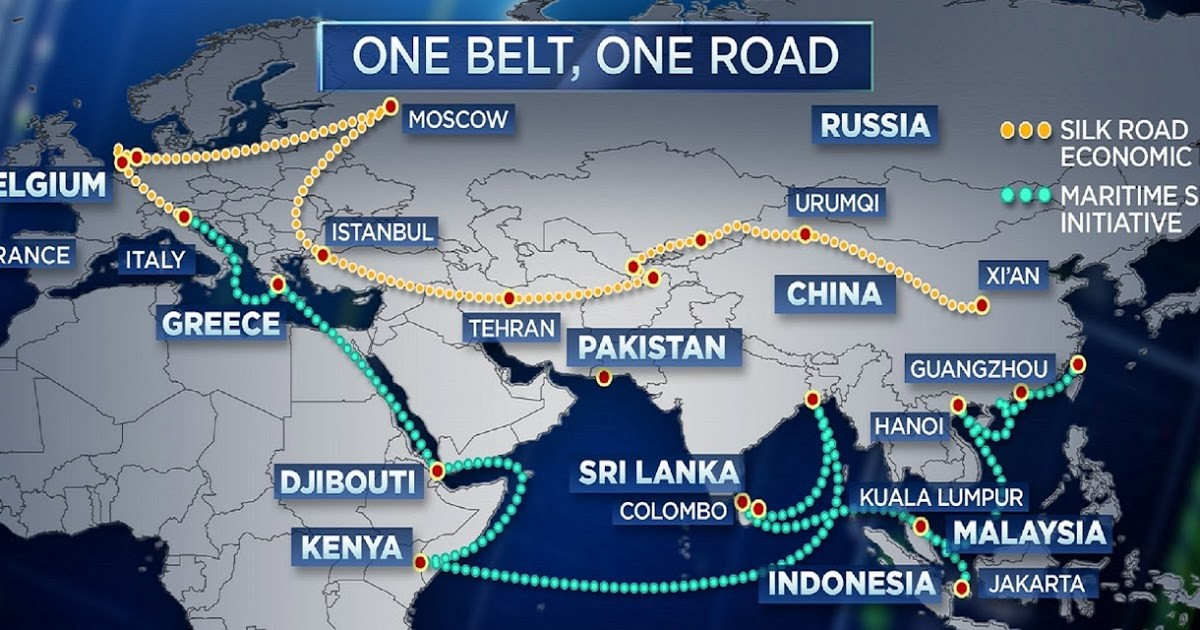 China's master plan to dominate global trade | one belt one road | by  Trending topics hub | Medium
