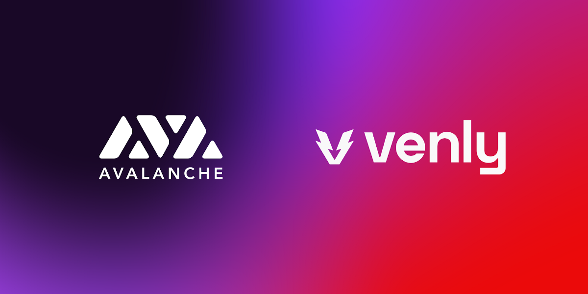 Venly now supports Avalanche on its NFT Marketplace and Wallet.Allowing