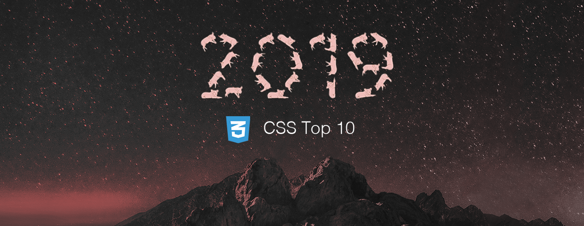 Learn CSS from Top 50 Articles for the Past Year (v.2019)
