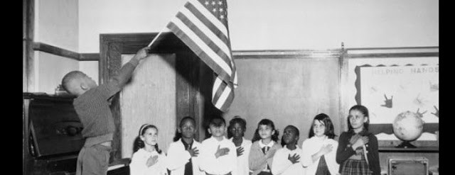The Pledge of Allegiance and the Brainwashing of American Youth