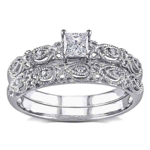 24 Adorable Wedding Ring Sets In 2020 By Anna Kors Medium