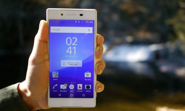 Update Xperia Z5 (E6603/E6653) to Android 7 0 Nougat Official Firmware