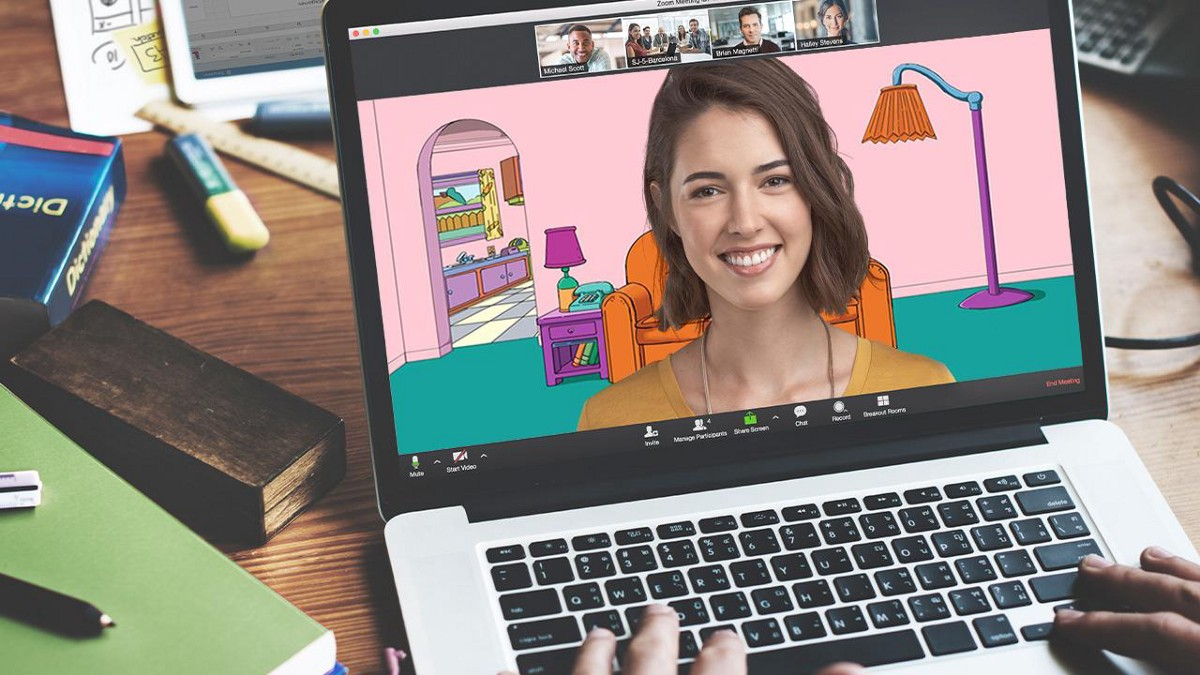10 Geeky Zoom Backgrounds to Make Your Meetings More