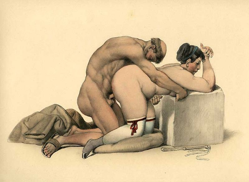 Best position for doggy style