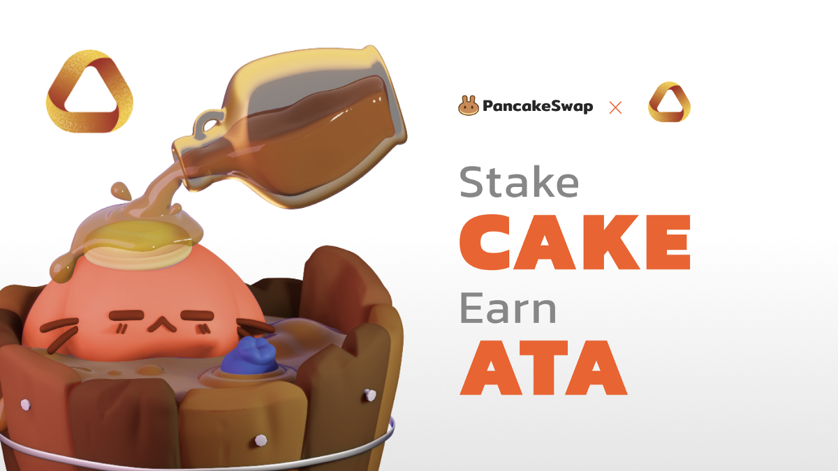 PancakeSwap Welcomes Automata Network to Syrup Pool!