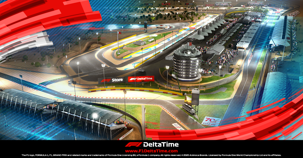 Are you ready for the Formula 1® Bahrain Grand Prix™?
