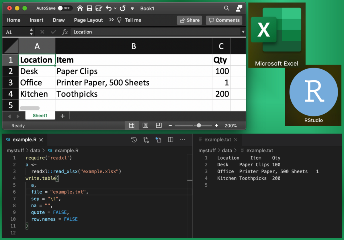 Processing Excel Files with JavaScript