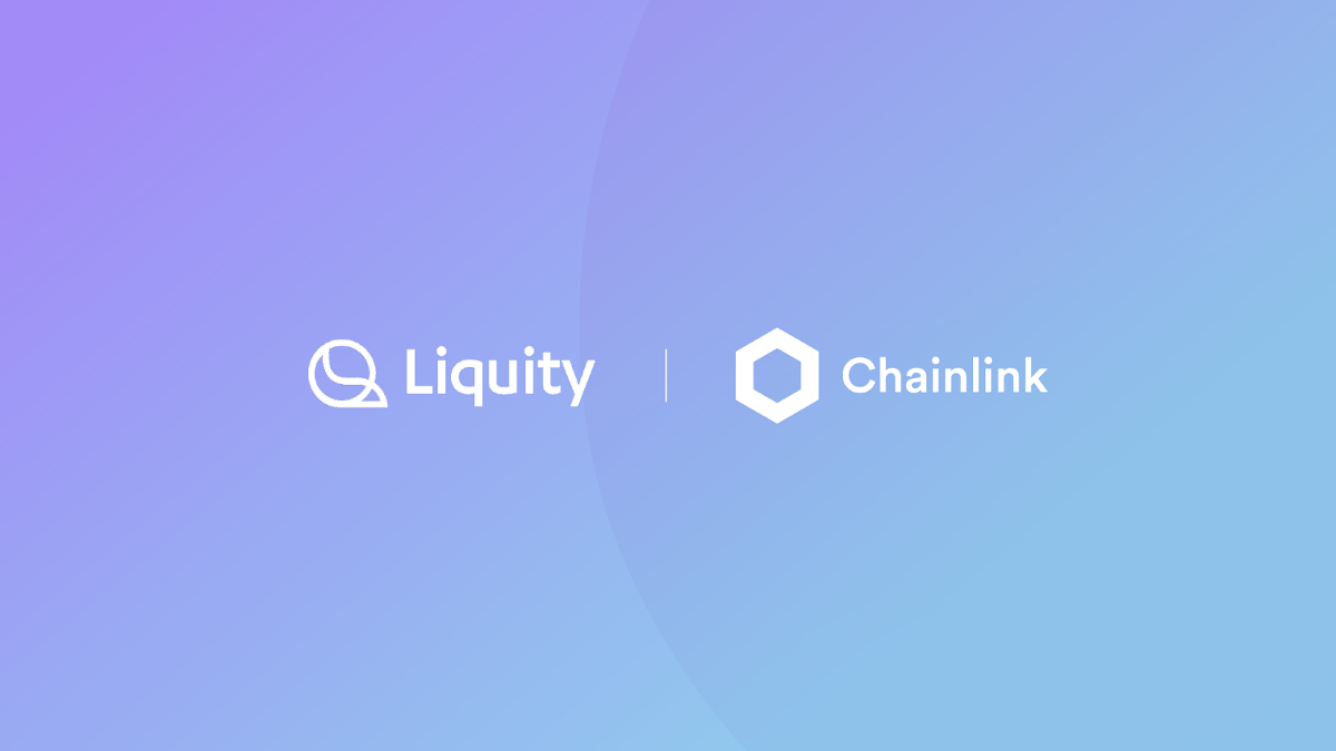 Liquity Integrates Leading Oracle Network Chainlink on Mainnet to Secure Lending Operations