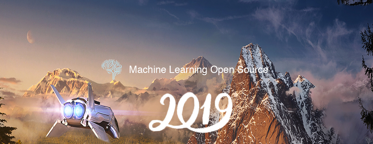 Amazing Machine Learning Open Source of the Year (v.2019)