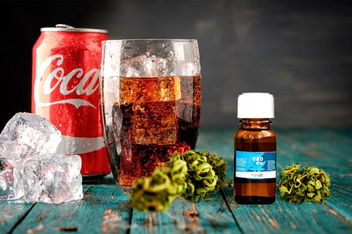 Report: Two Coca-Cola Executives Join Cannabis Industry
