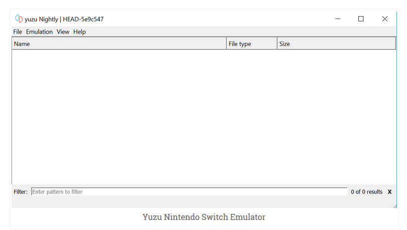 Nintendo switch emulatator VS SX Pro, which supports free