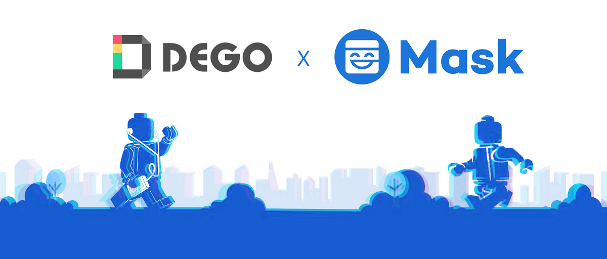 DEGO x Mask Network   Build the NFT Entrance in Web 3.0