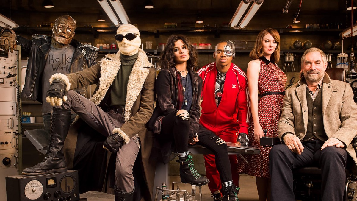 "Watch — Doom Patrol ""Season 2"" Episode 4 (Full Episodes)"