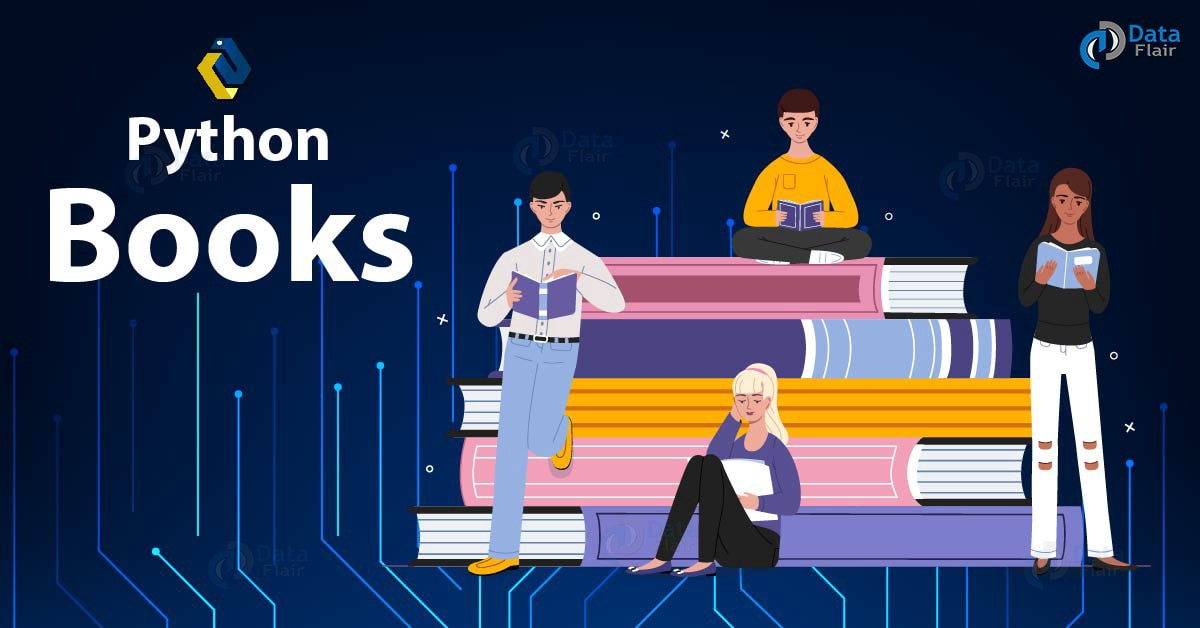 10 Amazing Python Books for Beginners & Professionals