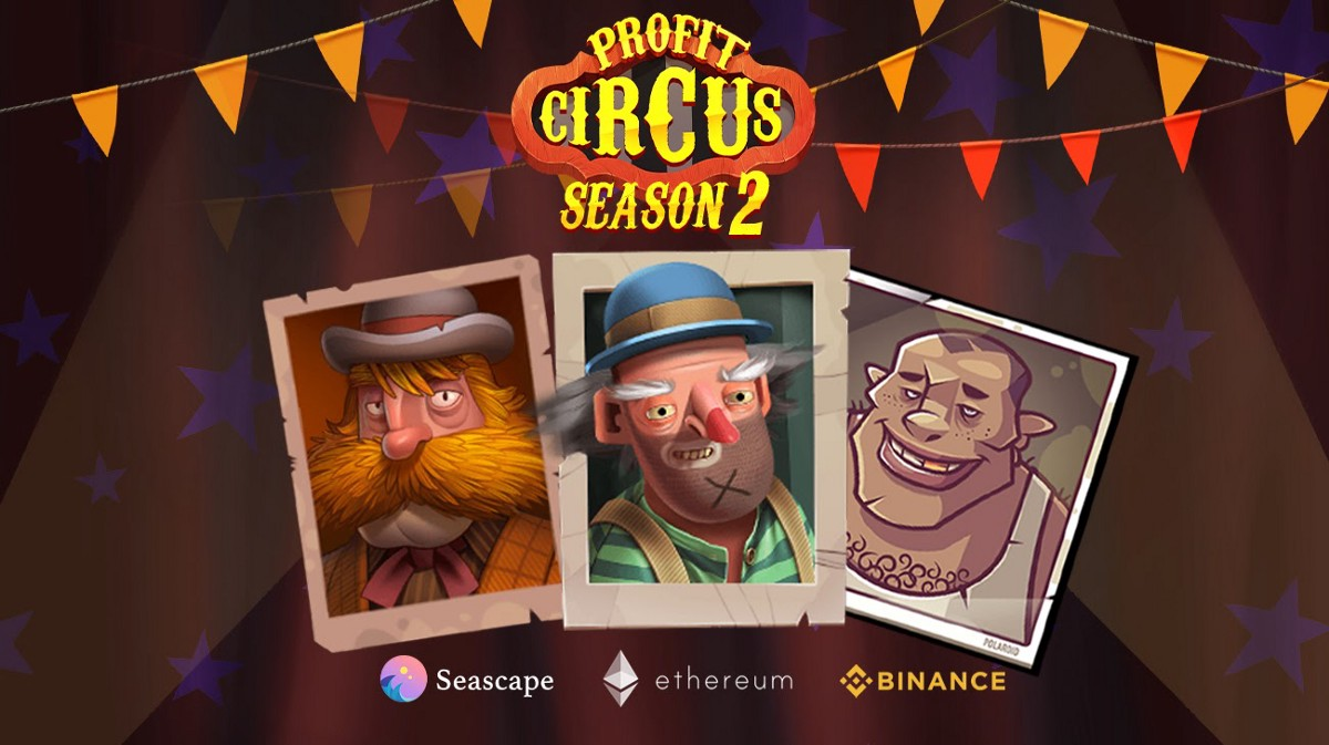 Profit Circus S2: Let's Get This Show on the Road!
