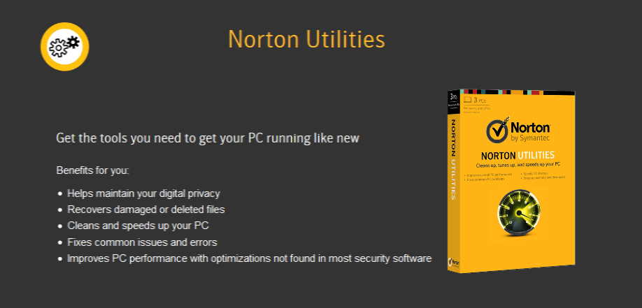 Process Requirements For Norton Setup Security