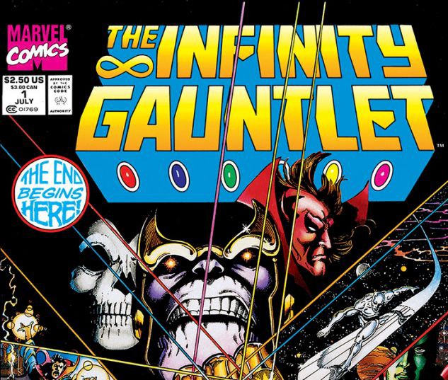 Who The Hell Is Thanos And Why You Should Be Very Afraid For