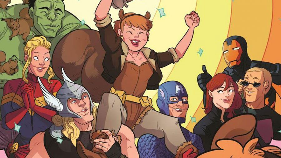 Why Squirrel Girl Is The Most Super Special Awesome Marvel