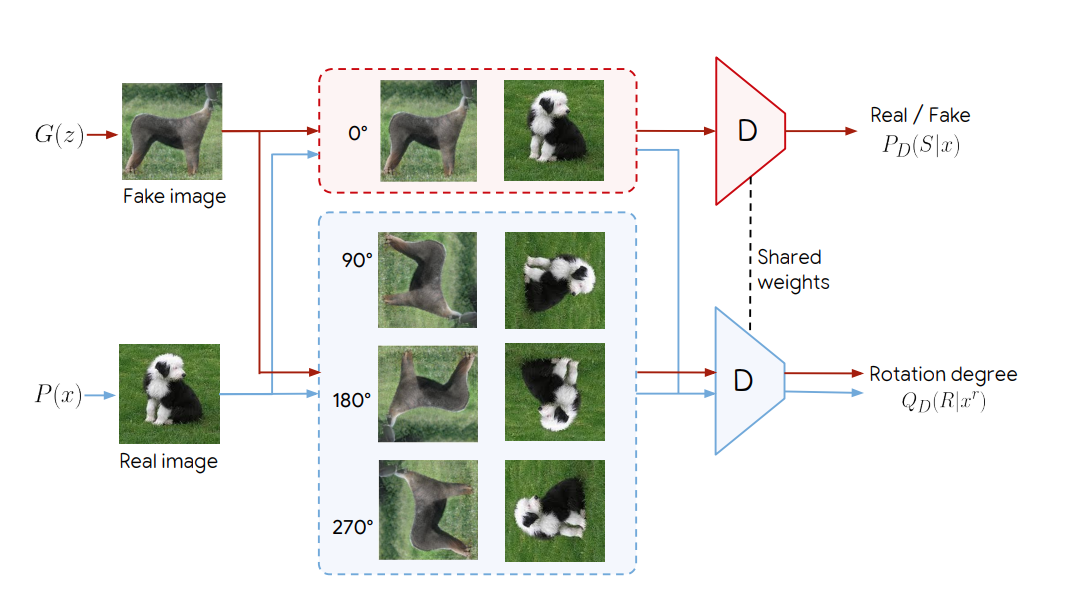 Self-Supervised GANs - Towards Data Science