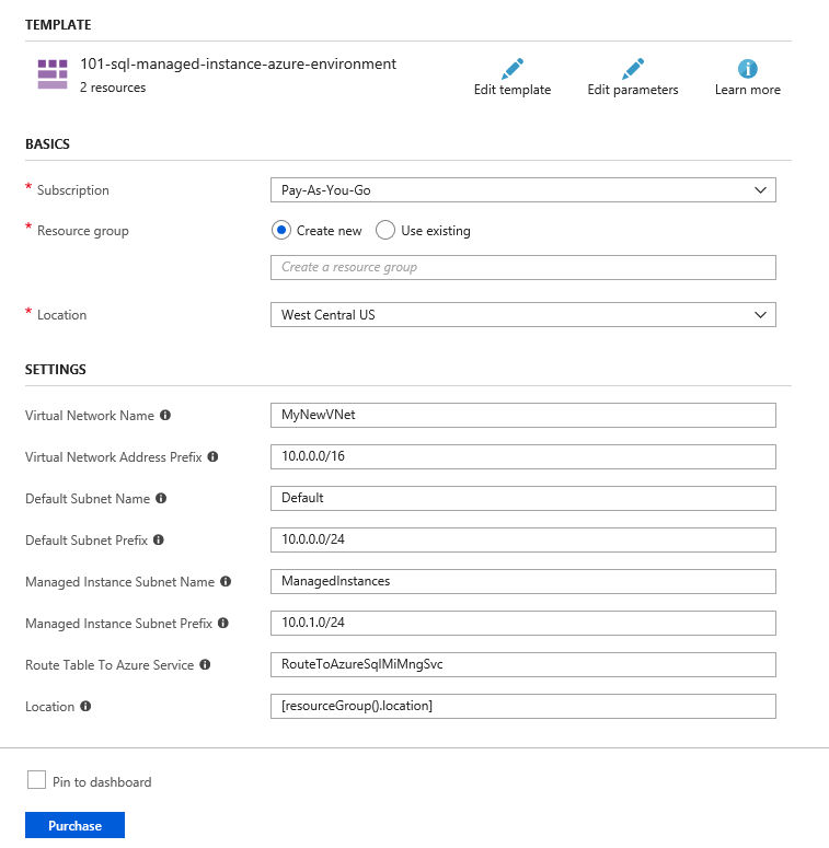 The ultimate guide for creating and configuring Azure SQL Managed