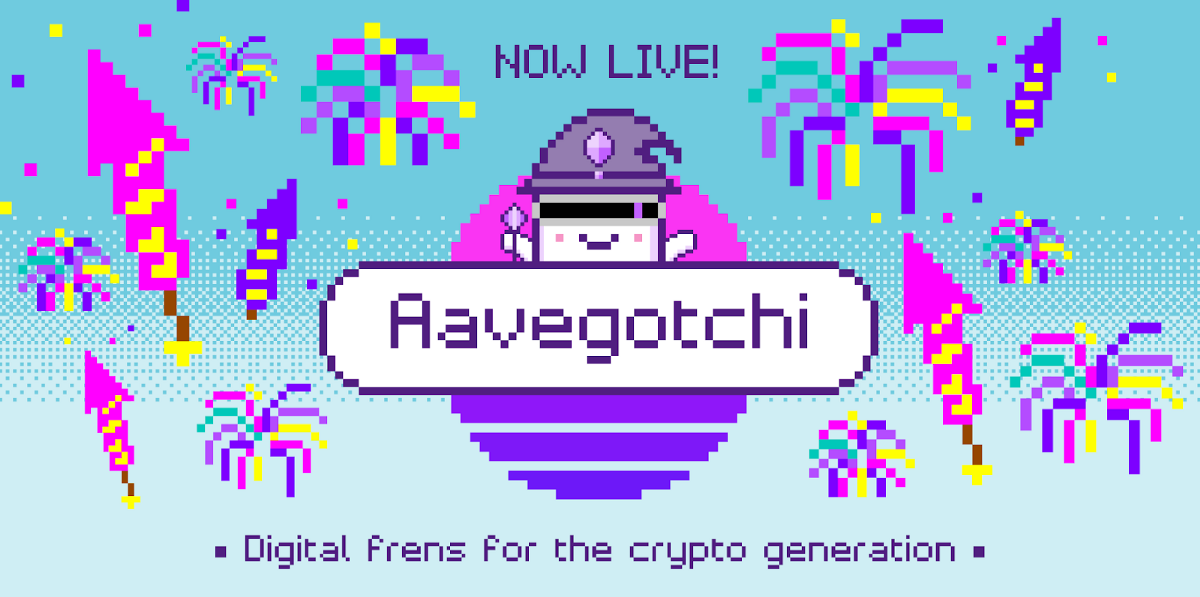 Aavegotchis have arrived!