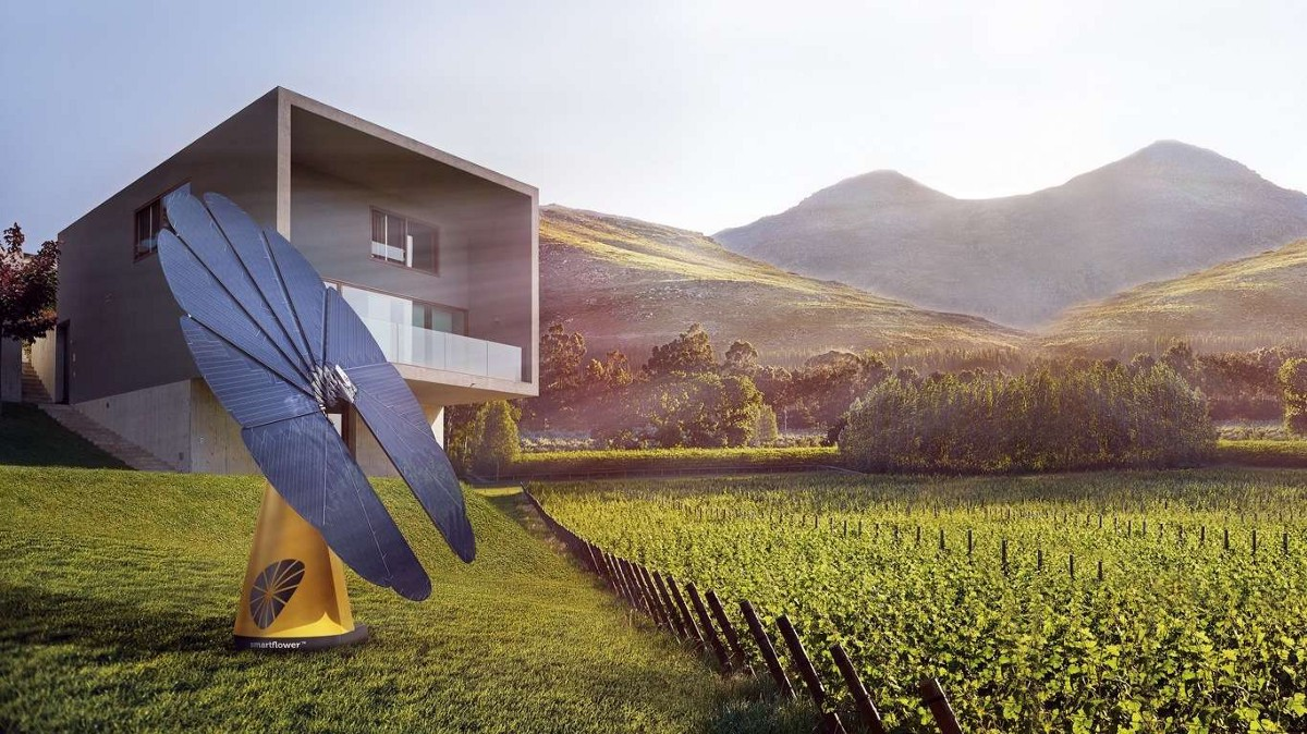 Follow the sun: Here are the first smart solar panels tracking sunlight
