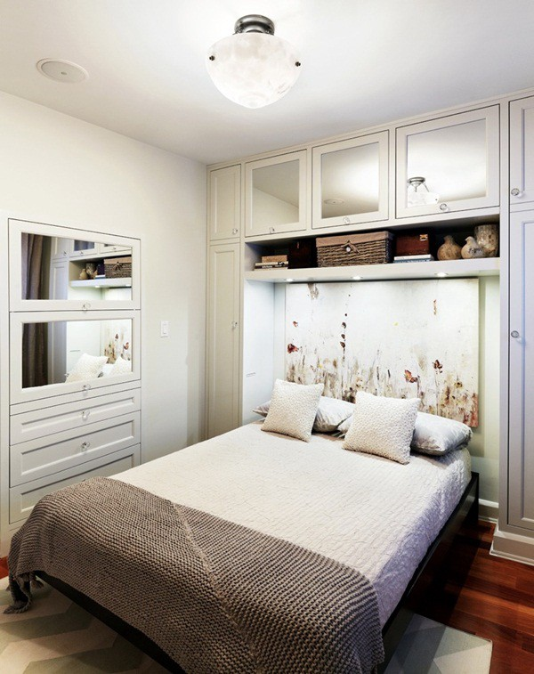 Small Bedroom Designs For Couples - putra sulung - Medium