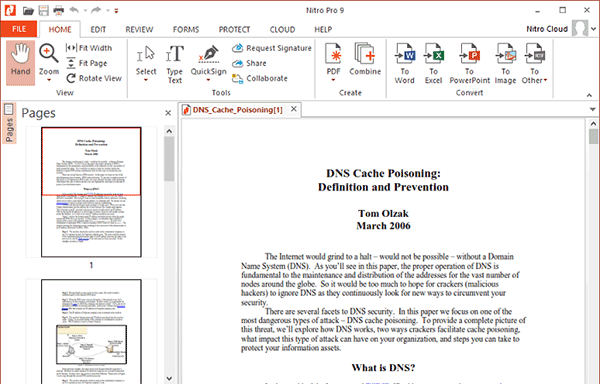 how to make a pdf file smaller foxit reader