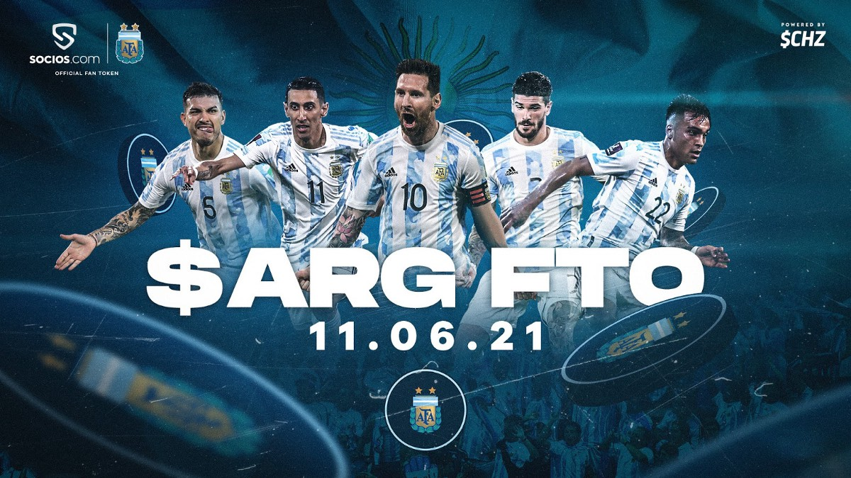 THE ARGENTINA NATIONAL TEAM FTO