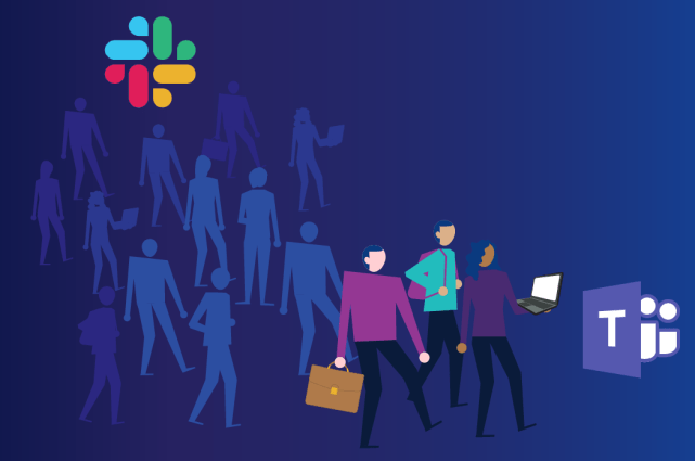 Need to migrate from Slack to Microsoft Teams? You don't have to!