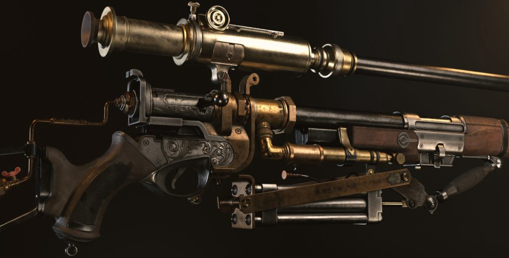 Learning Texturing With Substance Painter - 80Level - Medium
