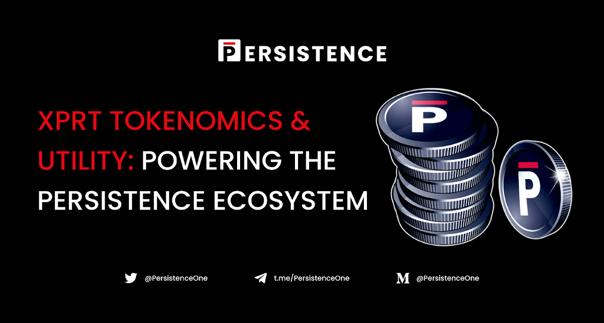 XPRT Tokenomics and Utility: Powering the Persistence Ecosystem