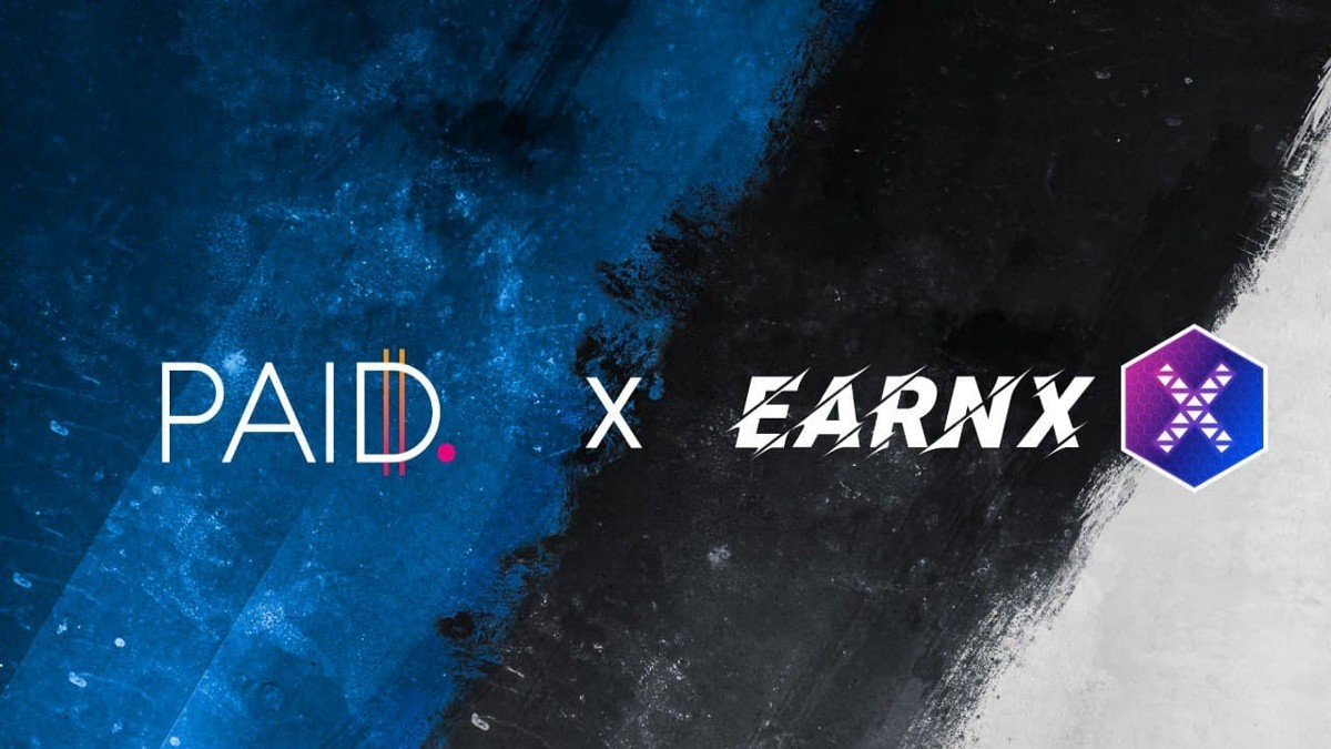PAID Network Partners With EarnX