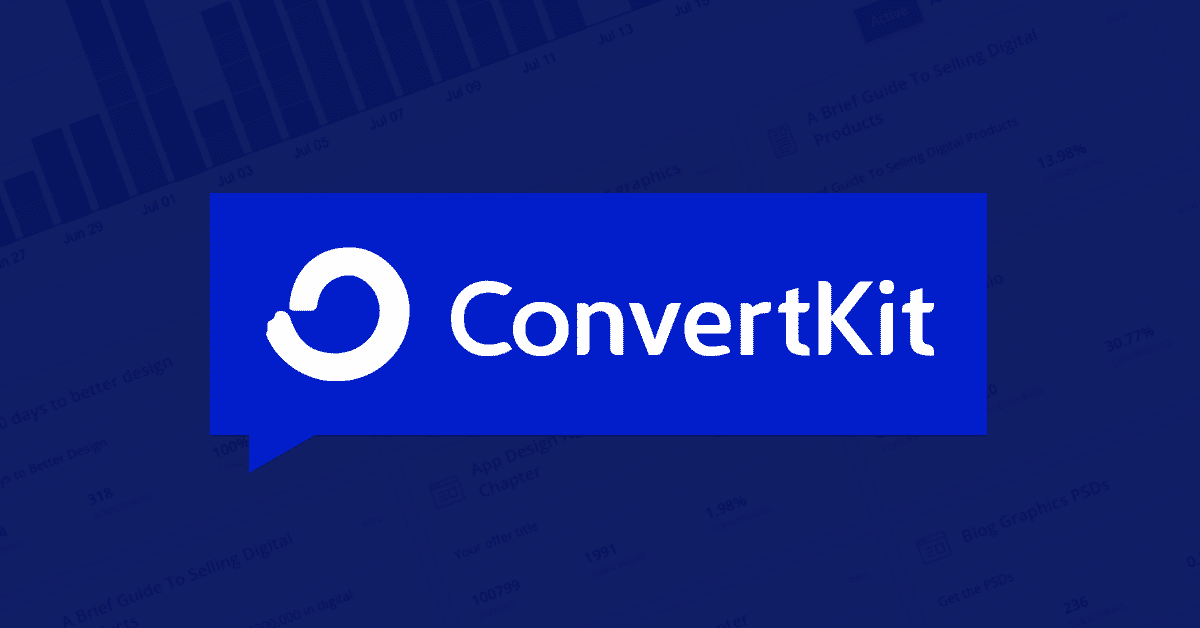 Convertkit Email Marketing Verified Online Voucher Code 2020