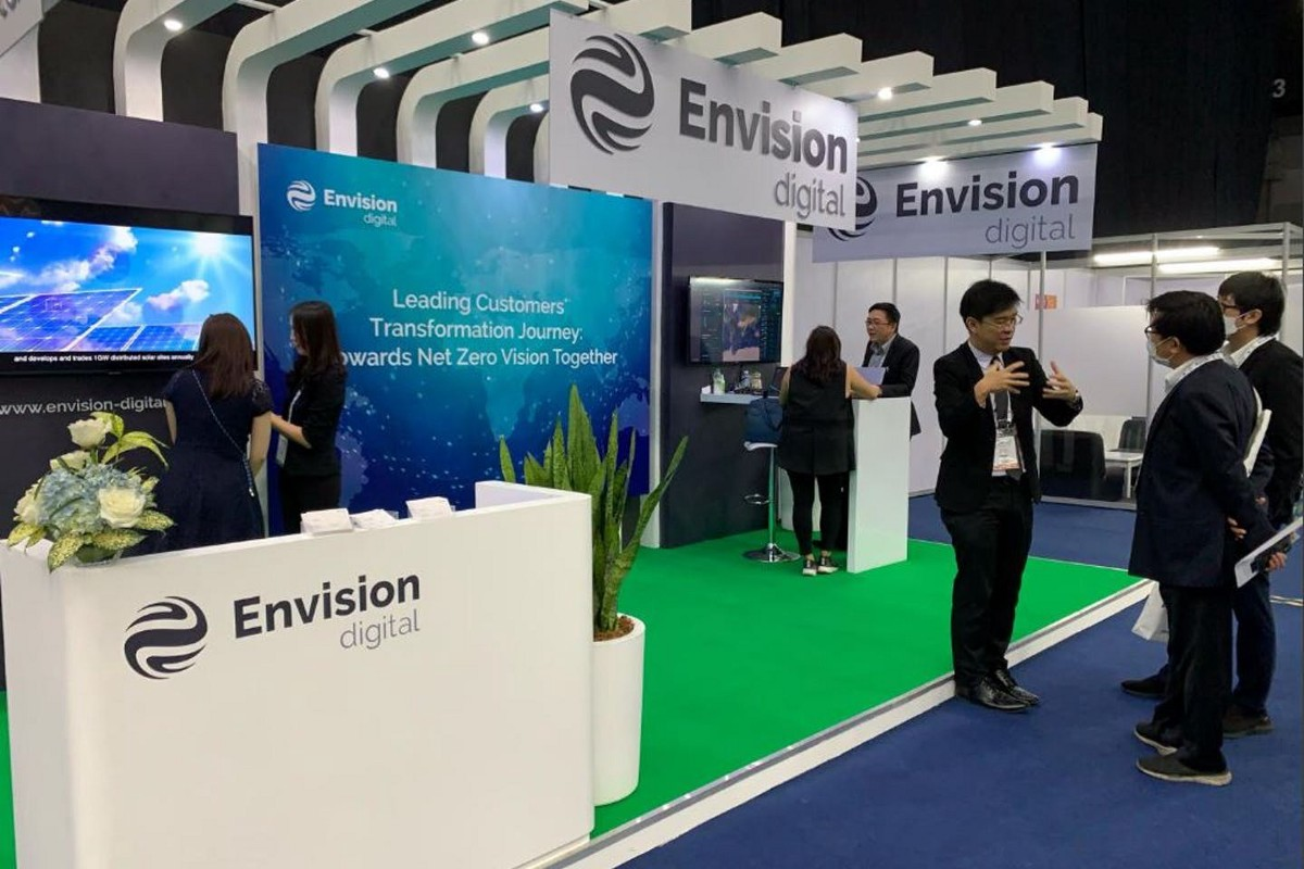 Envision Digital With Their World Leading AIoT Platform Join The Energy Web Ecosystem