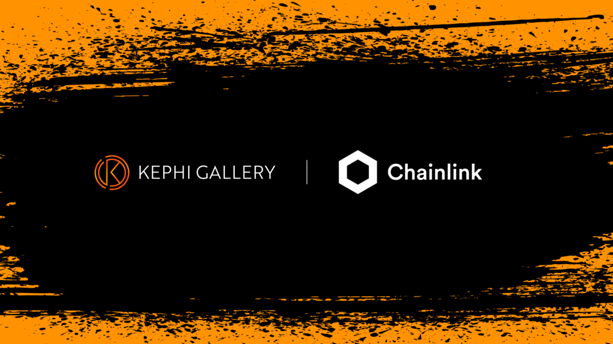 Kephi Gallery Integrates Chainlink to Fairly Distribute and Reliably Price NFTs