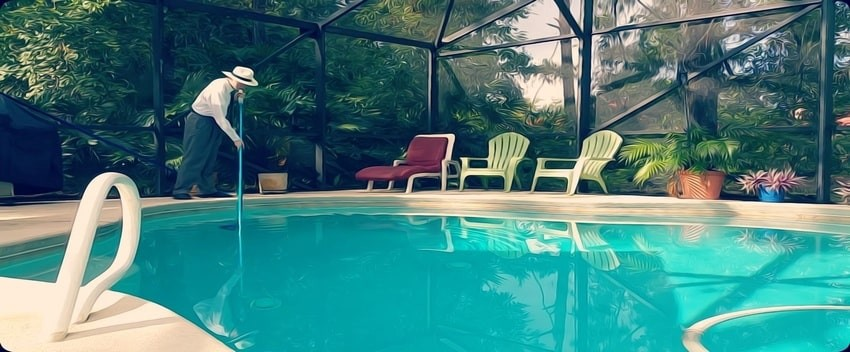 DIY swimming pool maintenance — a complete Checklist
