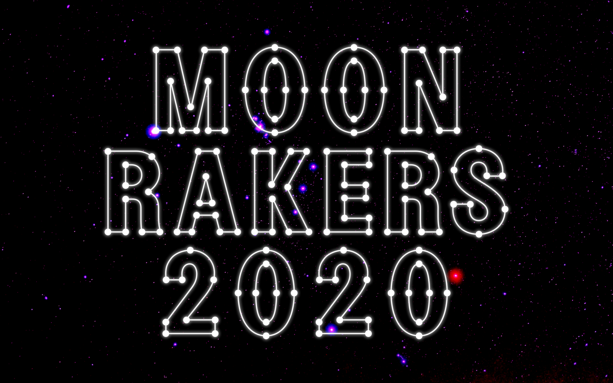 Moonrakers 2020 - cover