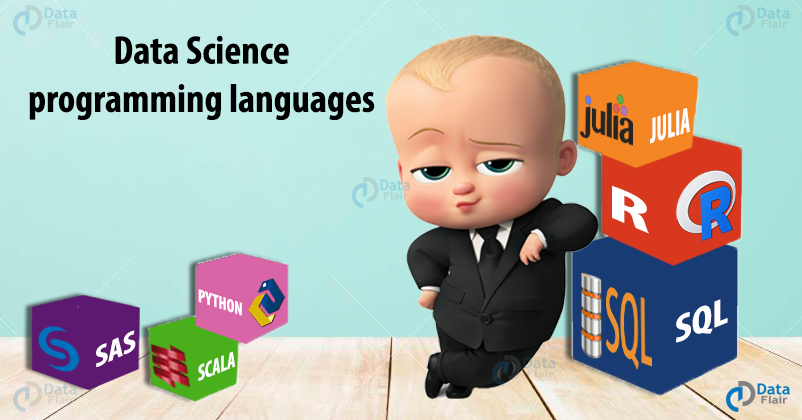 Learn the Art of Data Science; Programming languages of the decade.