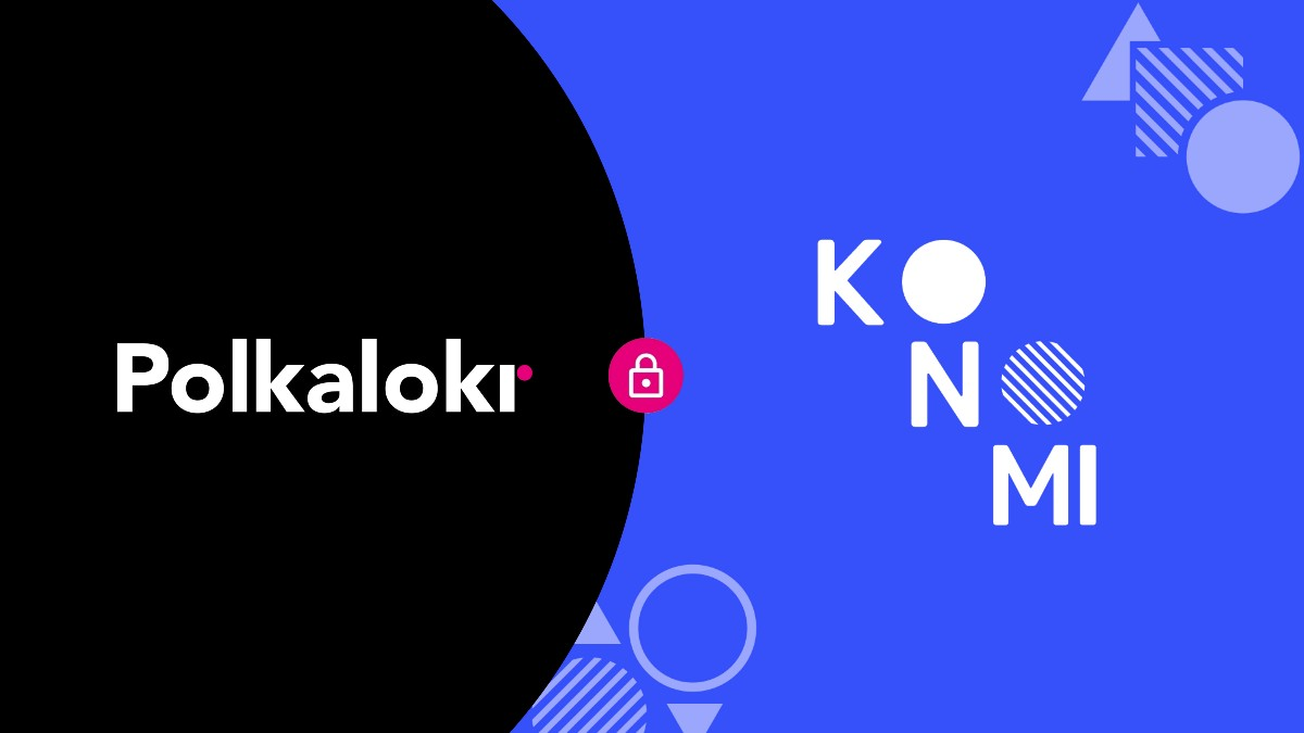 Polkalokr and Konomi Network Joins Hands to Simplify Tokenomics and Token Management