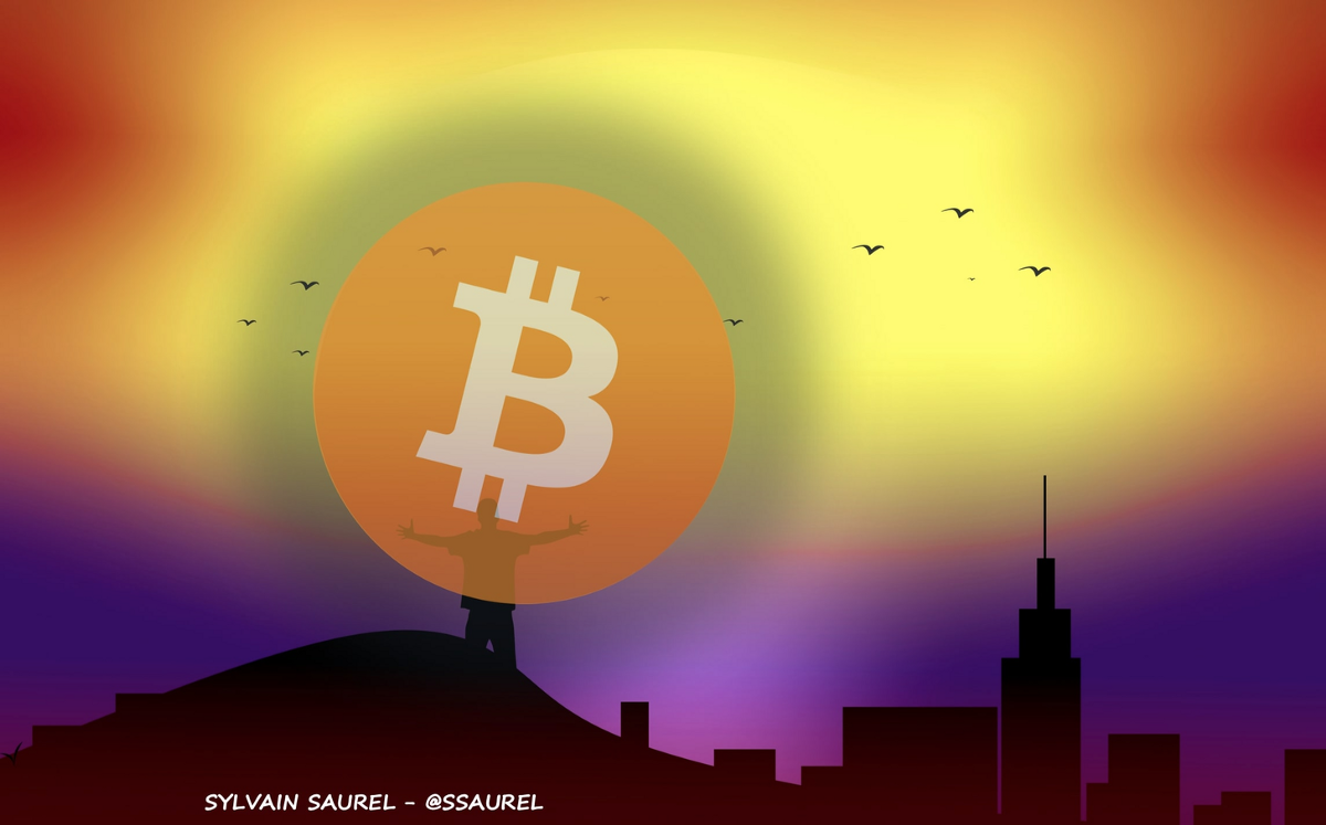 You Buy Bitcoin To Get Rich, Then You Get Something That Is Priceless: Freedom