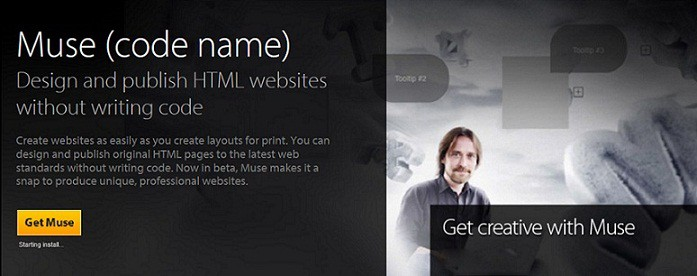 Free and Premium Responsive Adobe Muse Templates - 56 pixels - Medium