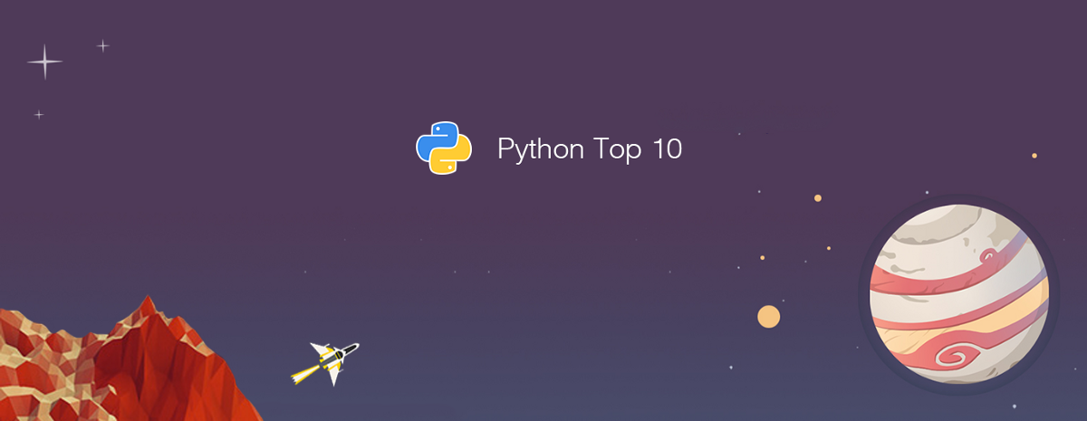 Python Top 10 Articles For the Past Month (v.Oct 2017)