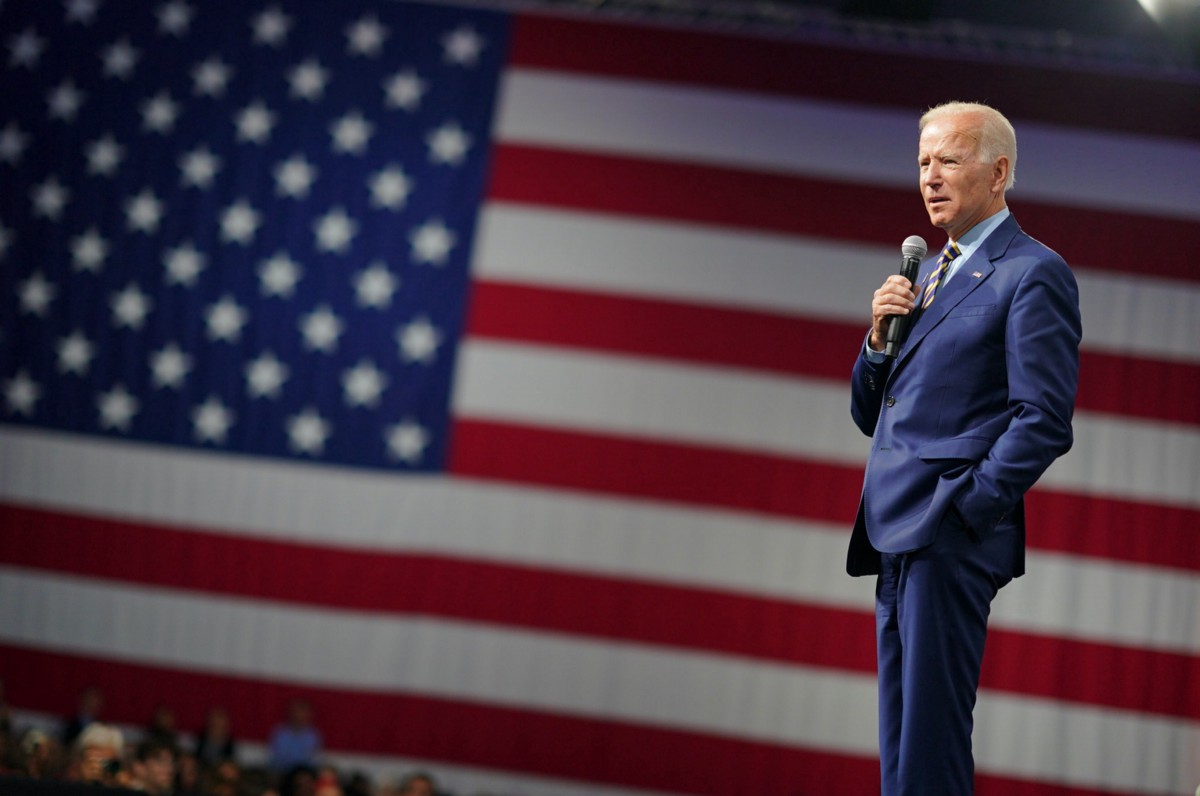 Statement by Vice President Joe Biden on His Plans for Full Participation and Equality for People…