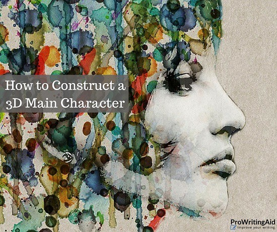 How to Construct a 3D Main Character