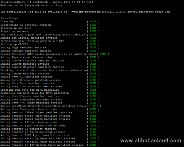 How to Install Single Node OpenStack on CentOS 7 - Alibaba Cloud