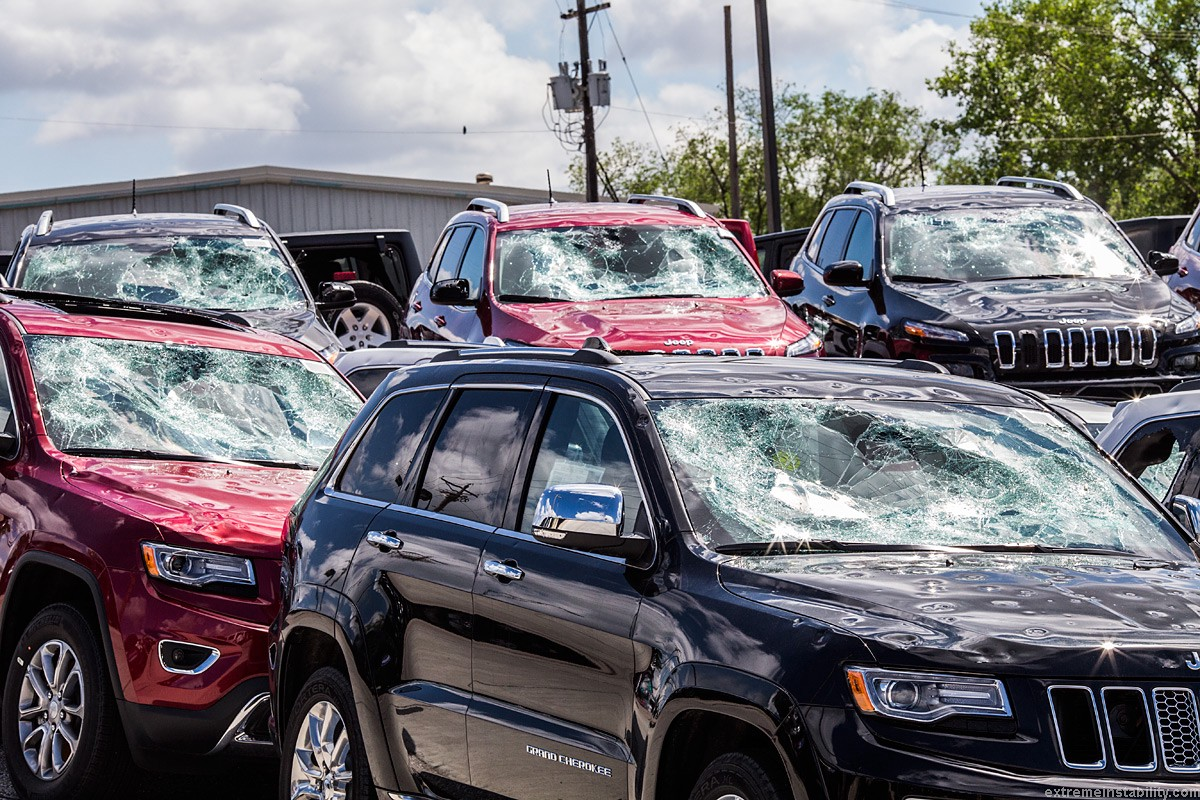 Buying A Car With Hail Damage >> What To Know Before Buying A Hail Damaged Car Bidgo Drive