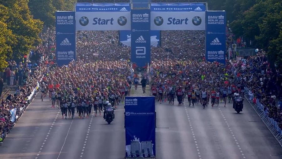Race Review: Abbott World Majors BMW Berlin Marathon