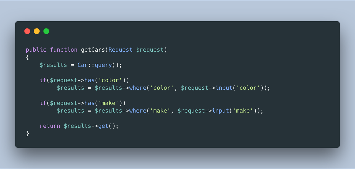 A few helpful gems tucked away in Laravel Eloquent - Andrew